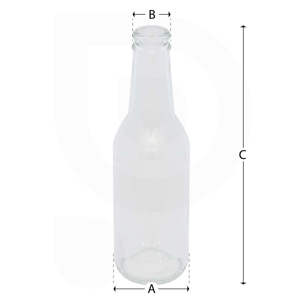Bottiglia Bibita Alta 200 mL (48 pz)