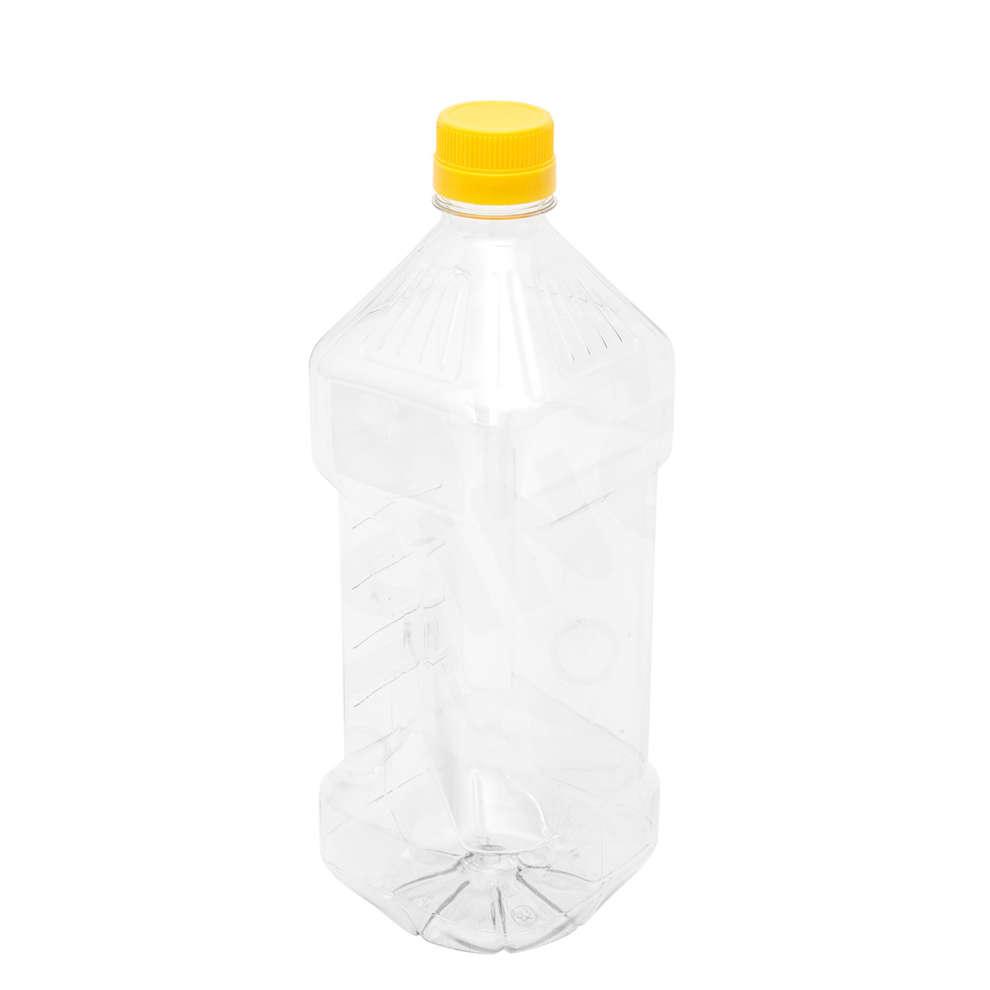 Bottiglia in PET 1,5 L ERGO con tappo a pressione (120 pz)