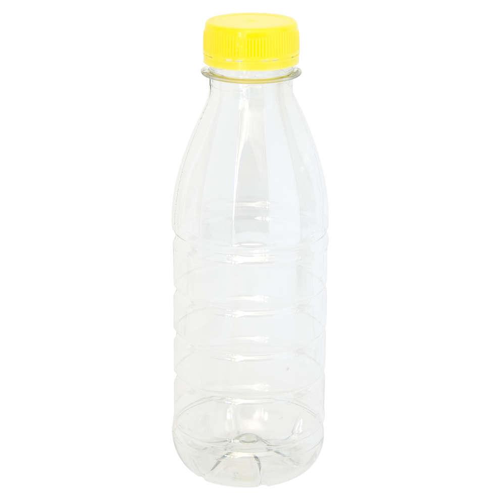 Bottiglia in PET 500 mL collo a vite Bericap 38V30 (289 pz)