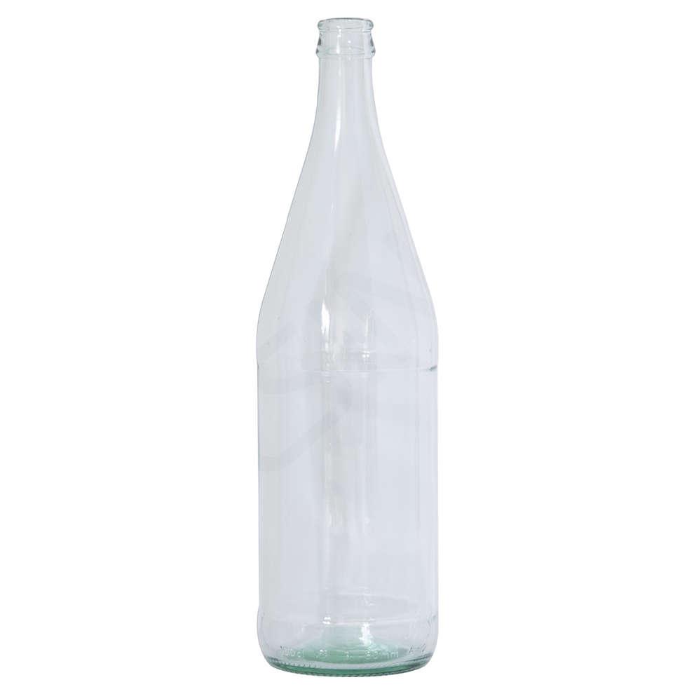 Bottiglia per acqua minerale chiara 1 L (20 pz)