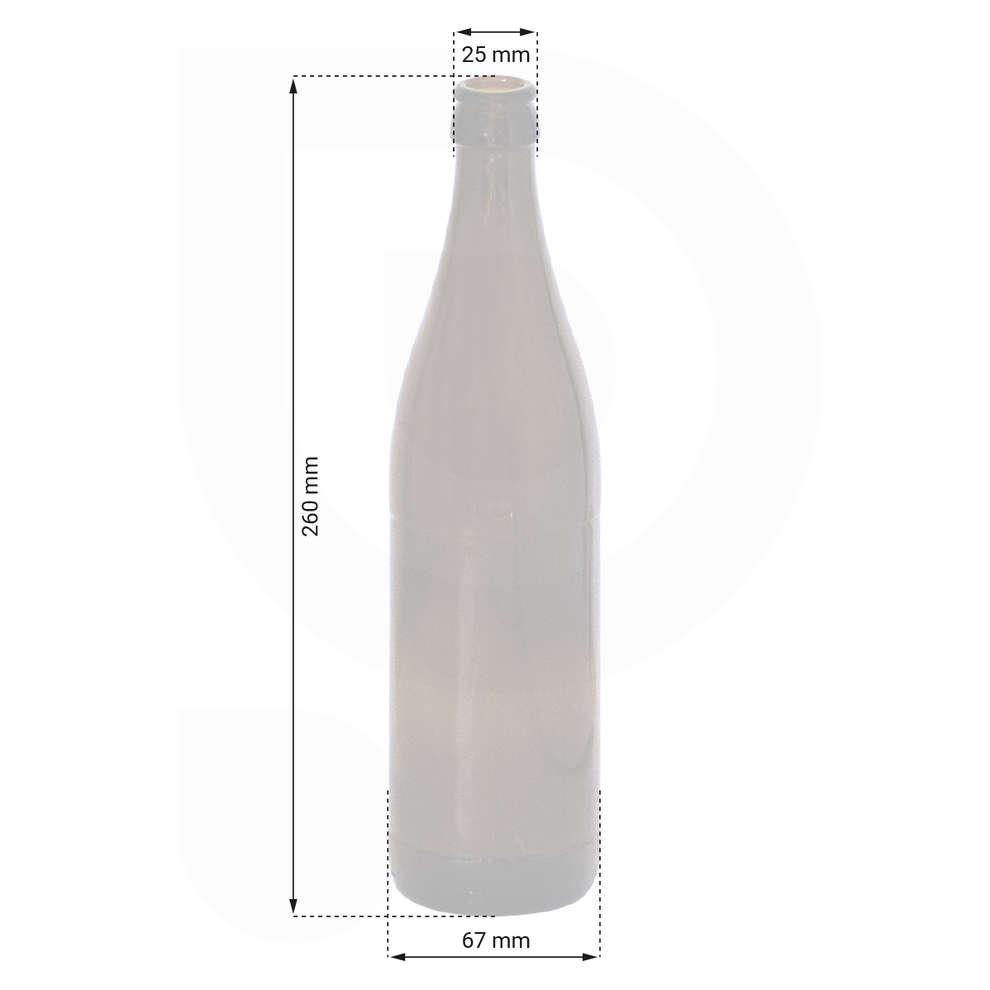 Bottiglia per birra NRW 50 cL (24 pz)