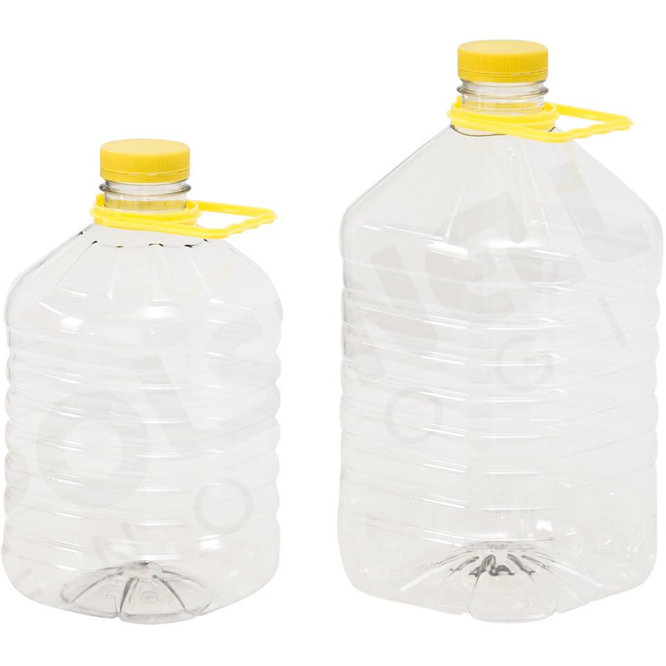 Bouchon á vis pour dame-jeane en plastic PET (Pcs 100)