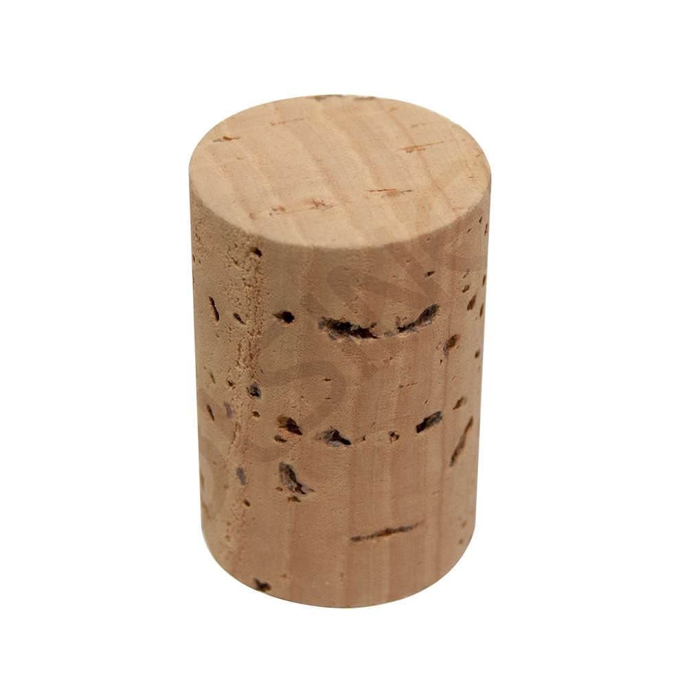 Bouchon en liège plein 26x40 (100 pcs)