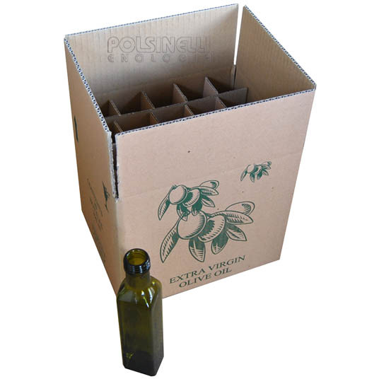 Box for 20 Marasca bottles (10 pieces)