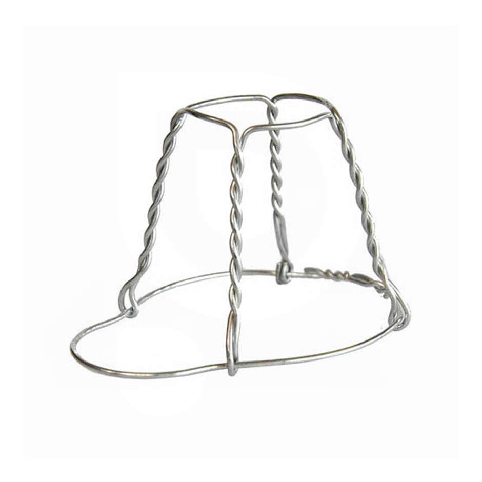Bozales galvanizados (unid. 100)