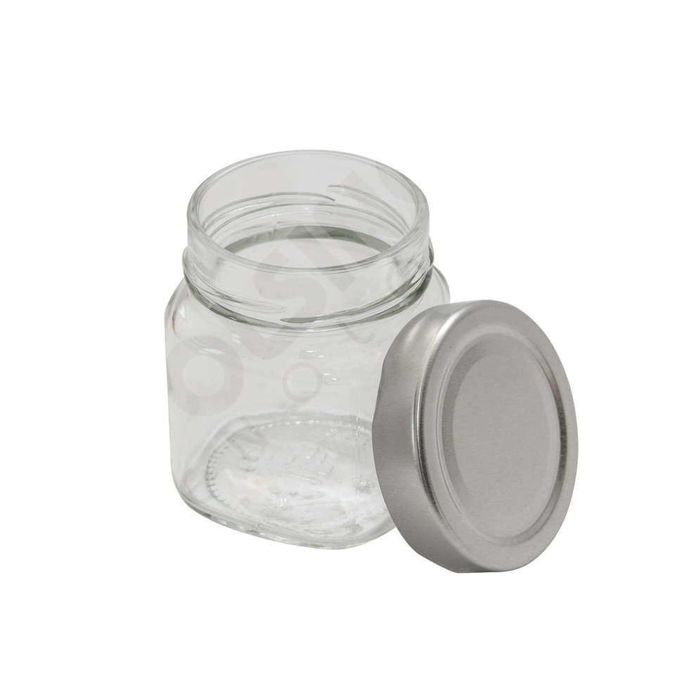 Breeze Glass jar 212 mL (30 pieces)