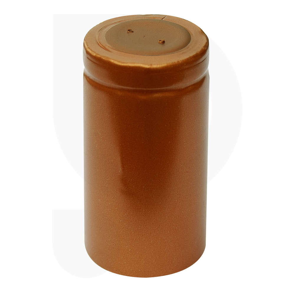 Bronze PVC capsule ⌀31 (100 pcs)