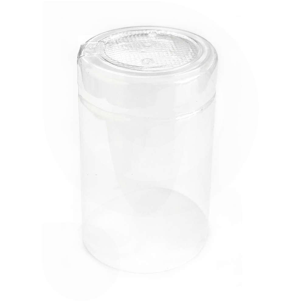 Cápsula de PVC transparentes ⌀33 (100 pzas)
