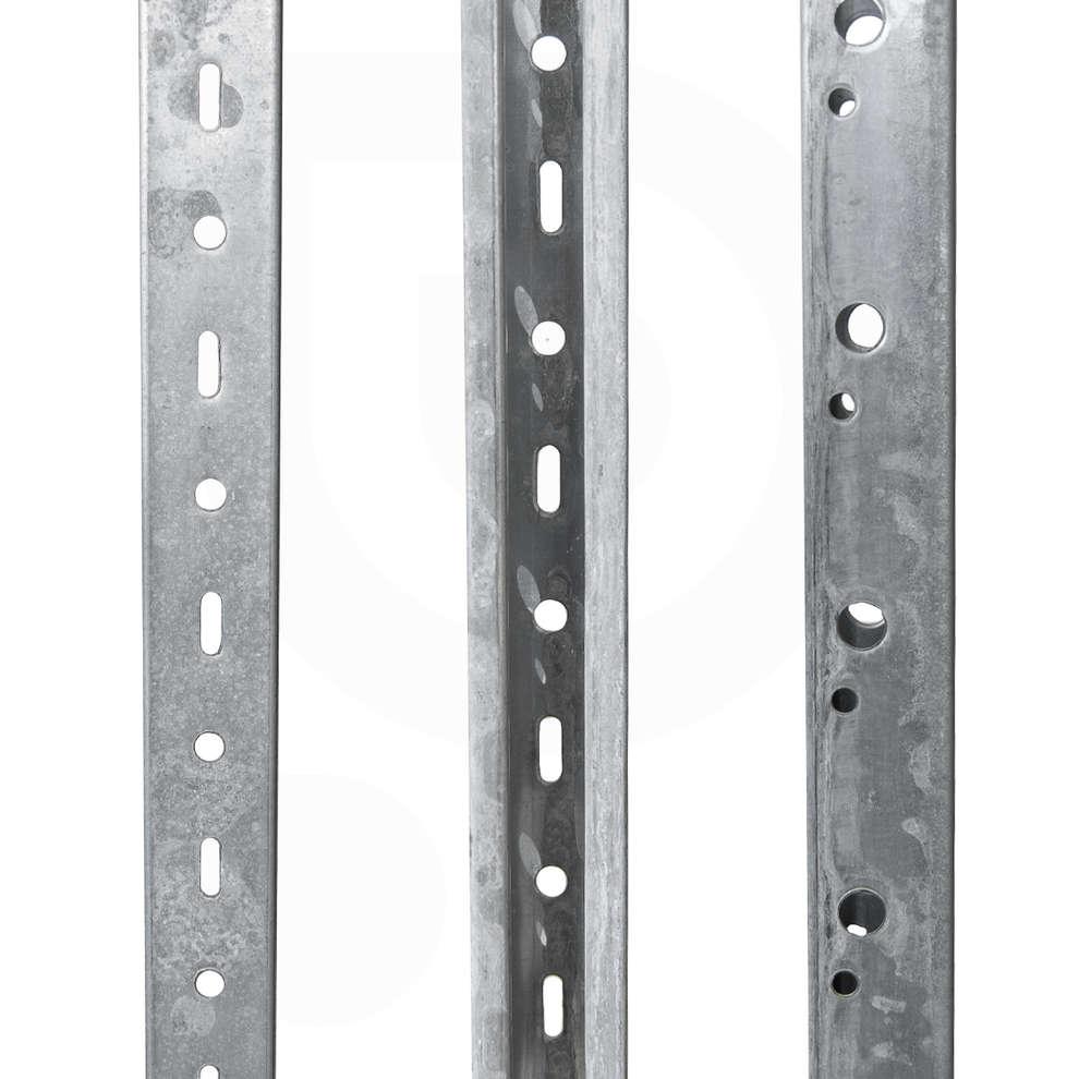 Cabezal de viña Extreme galvanizado - 3 mt - 2 mm (unid. 2)