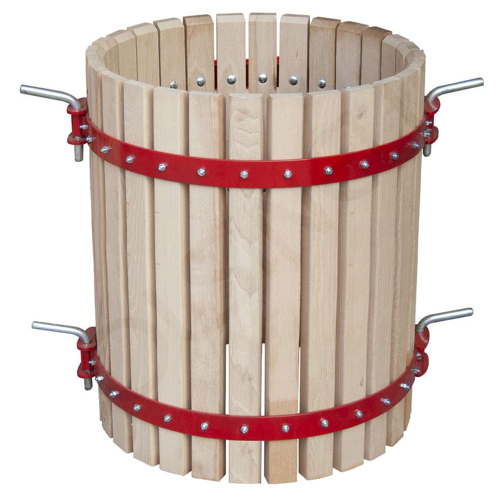 Cage pour pressoir en bois ⌀35