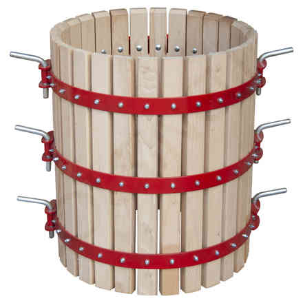 4c0a606a8d54 Cage pour pressoir en bois ⌀50