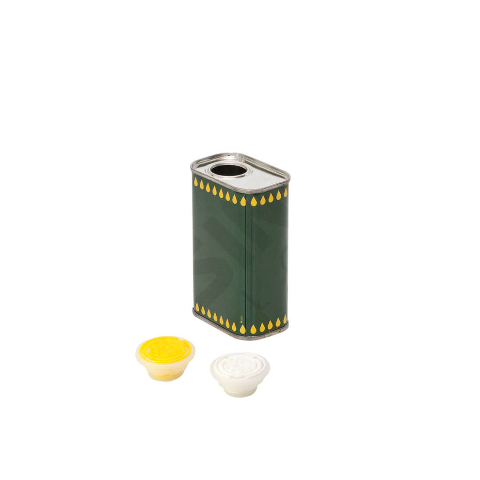 Canette pour huile 0,25 L (32 pcs)