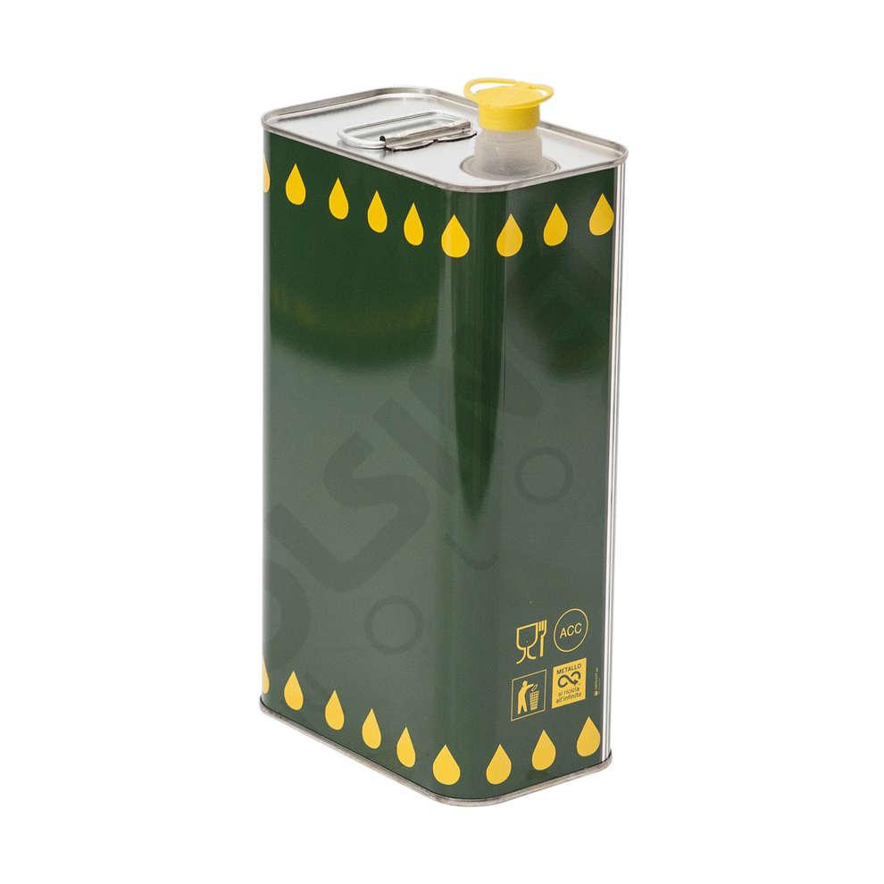 Canette pour huile 3 L (440pcs)