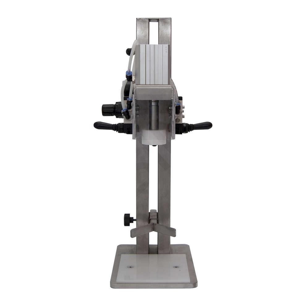 Capping machine Mirko for anti-refilling caps