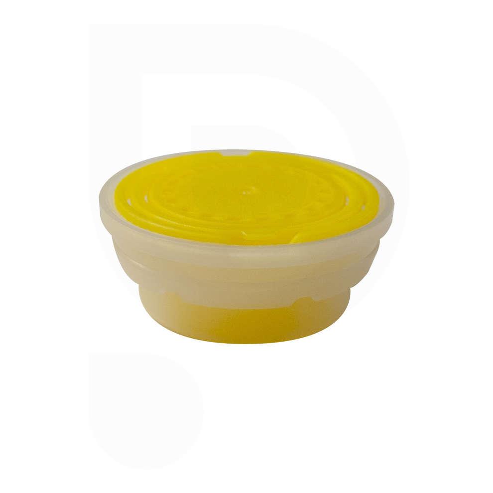 Caps for oil tins with plastic pourers 5/10/25 lt Ø42 (12 pieces)