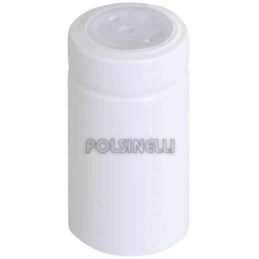 Capsula in PVC bianca ⌀31 (100 pz)