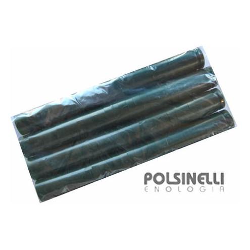 Capsula in PVC verde pino ⌀30 (100 pz)