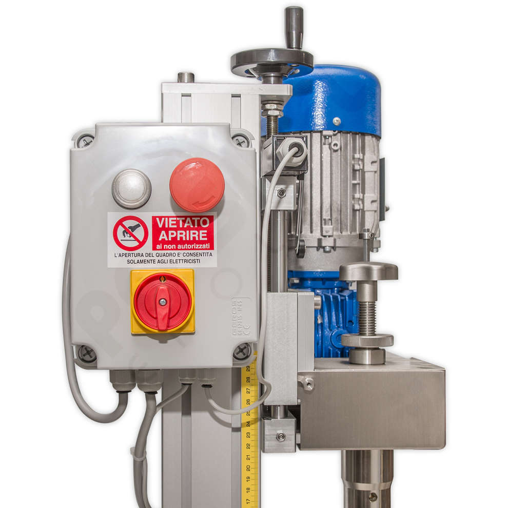 Capsuladora semi-automática Capsy 40