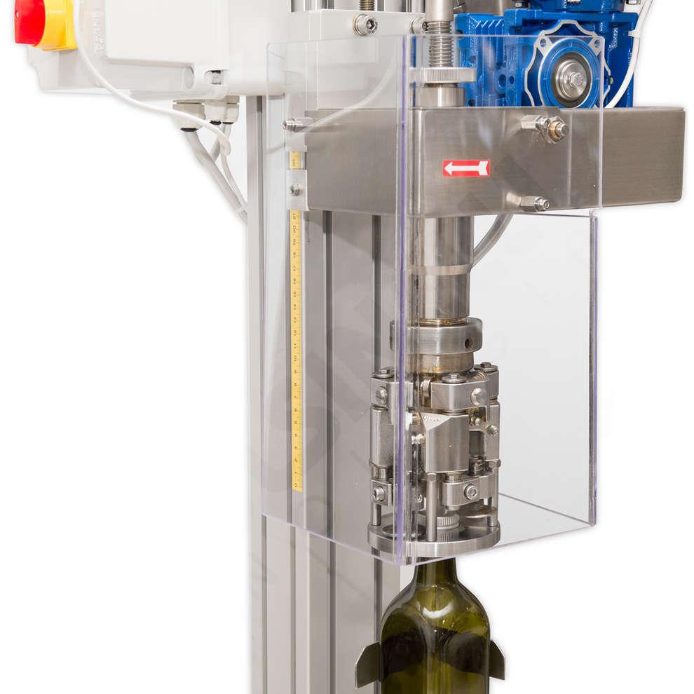 Capsulatrice semiautomatica Capsy 40