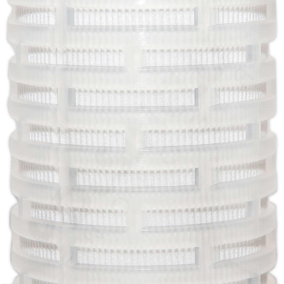 Cartridge for housing filter 1,2 µm