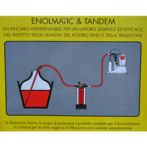 Cartucho filtrante 1 micron