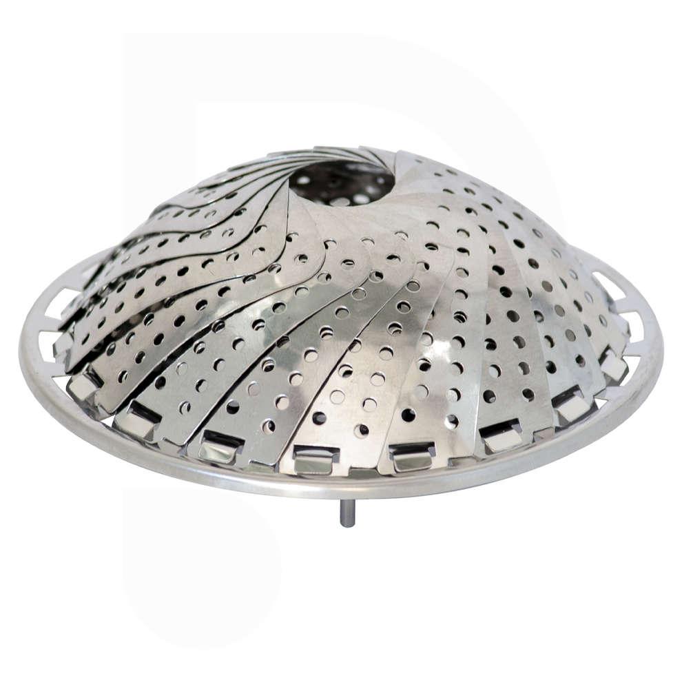 Cesta de acero inox para destilador de cobre 3 L