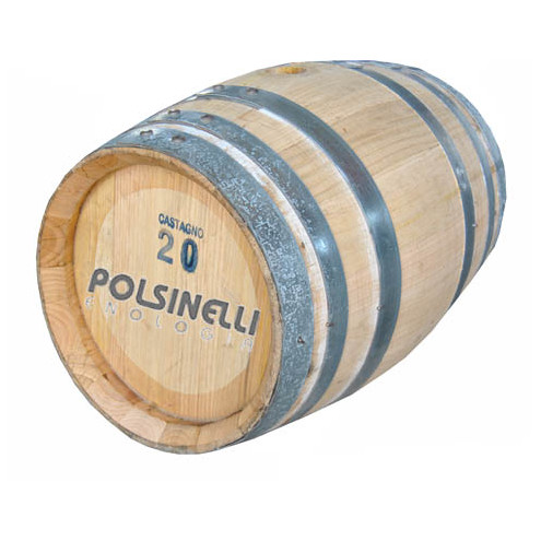 Chestnut barrel 20 L