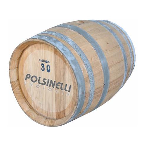 Chestnut barrel 30 L