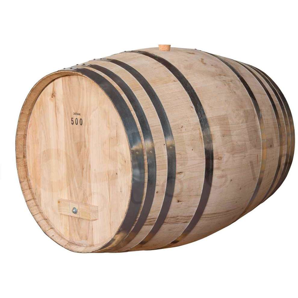 Chestnut barrel 500 L