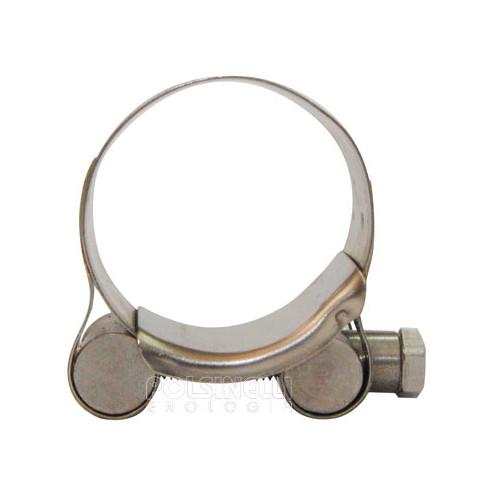 Collier pour tuyau inox ⌀36/39