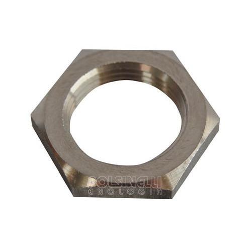 """Contratuerca hexagonal inox 3/4"""""""