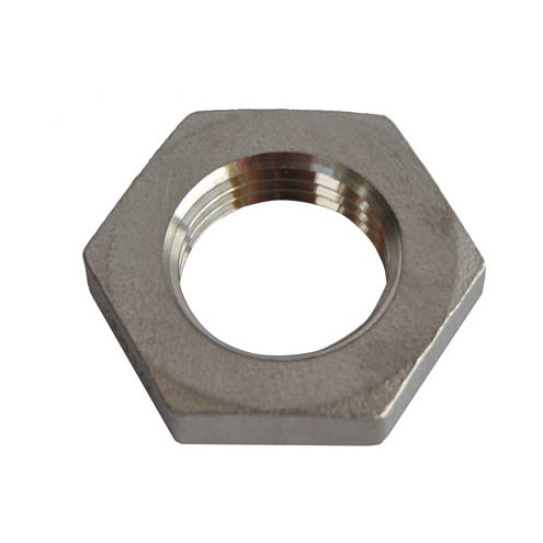 Contre-écrou hexagonal inox 1/2""
