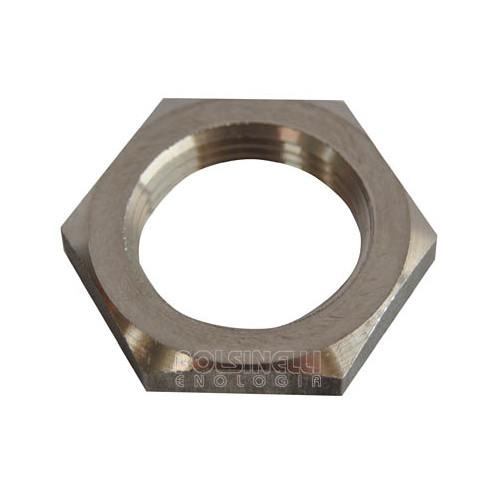 Contre-écrou hexagonal inox 3/4""