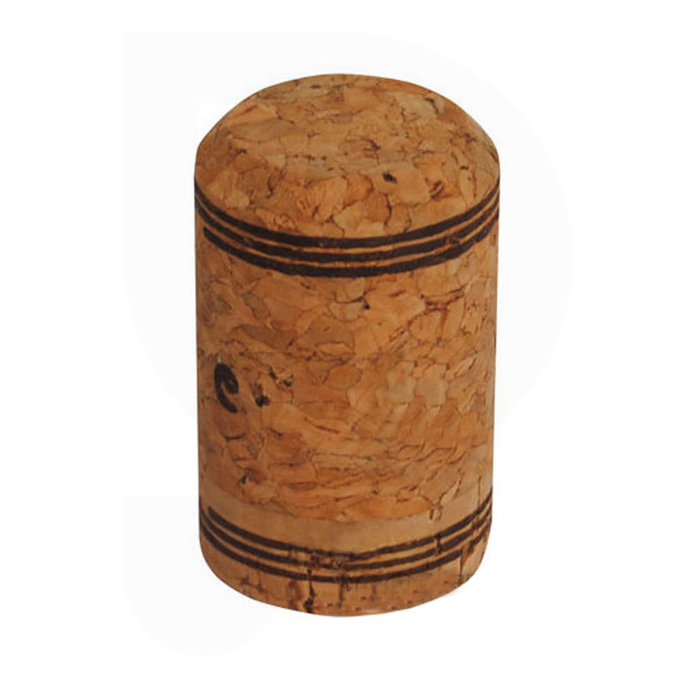 Cork stopper for sparkling wines 29,5x47 (100 pieces)