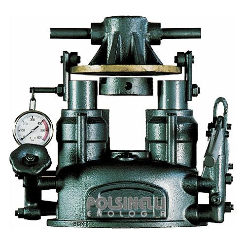 Cric hydraulique pour pressoir à vin 6