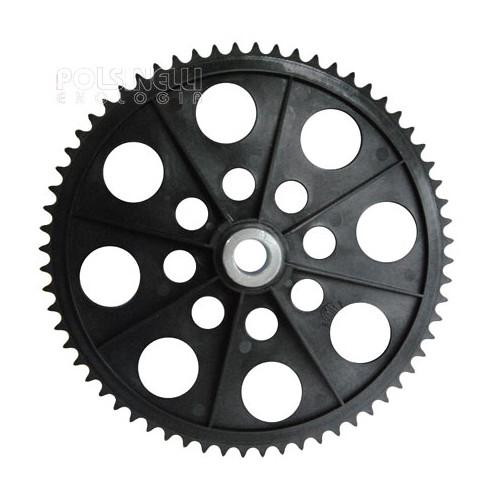 Crown 64 blades, hole diameter 20 mm