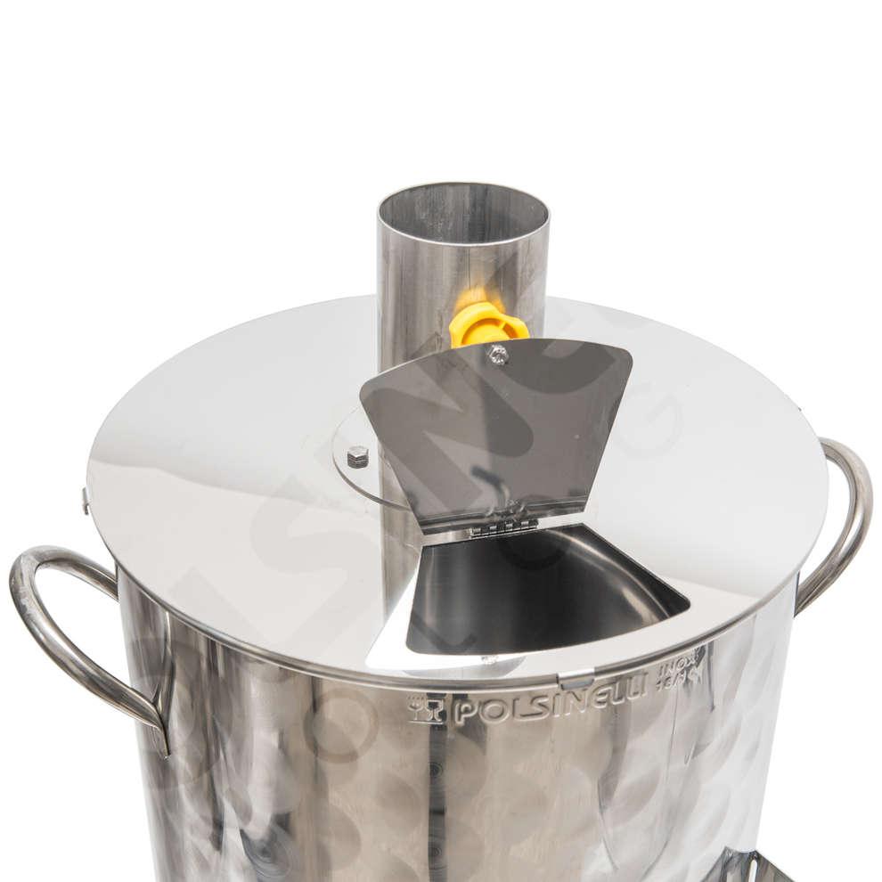 Cuve d'ébullition 150 L