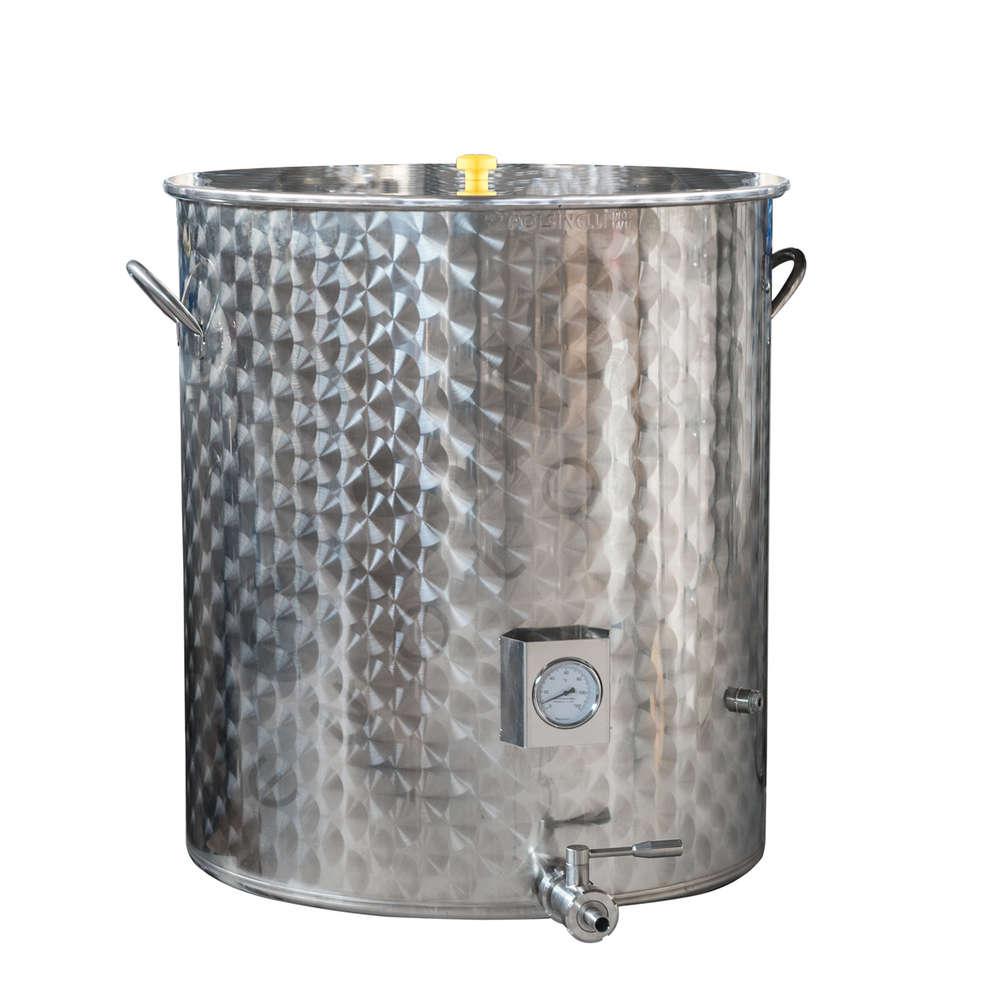 Cuve de brassage inox 300 L