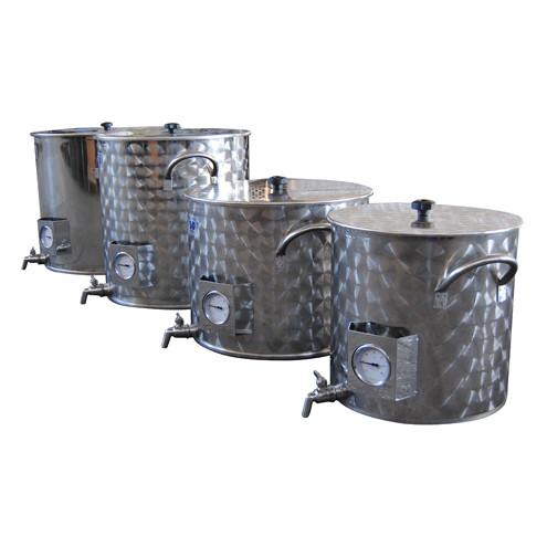 Cuve de brassage inox 75 L