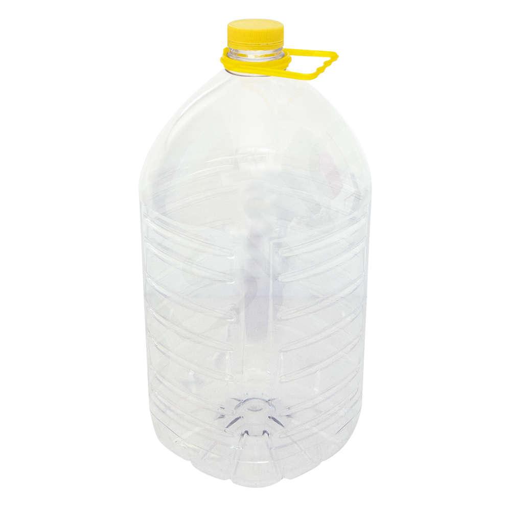 Dama de PET de 10 litros cuello de tornillo Bericap 48V40 (x30)