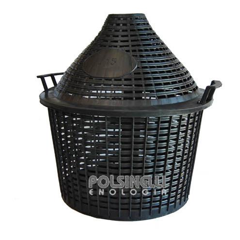 Demijohn  Baskets 34 Lt