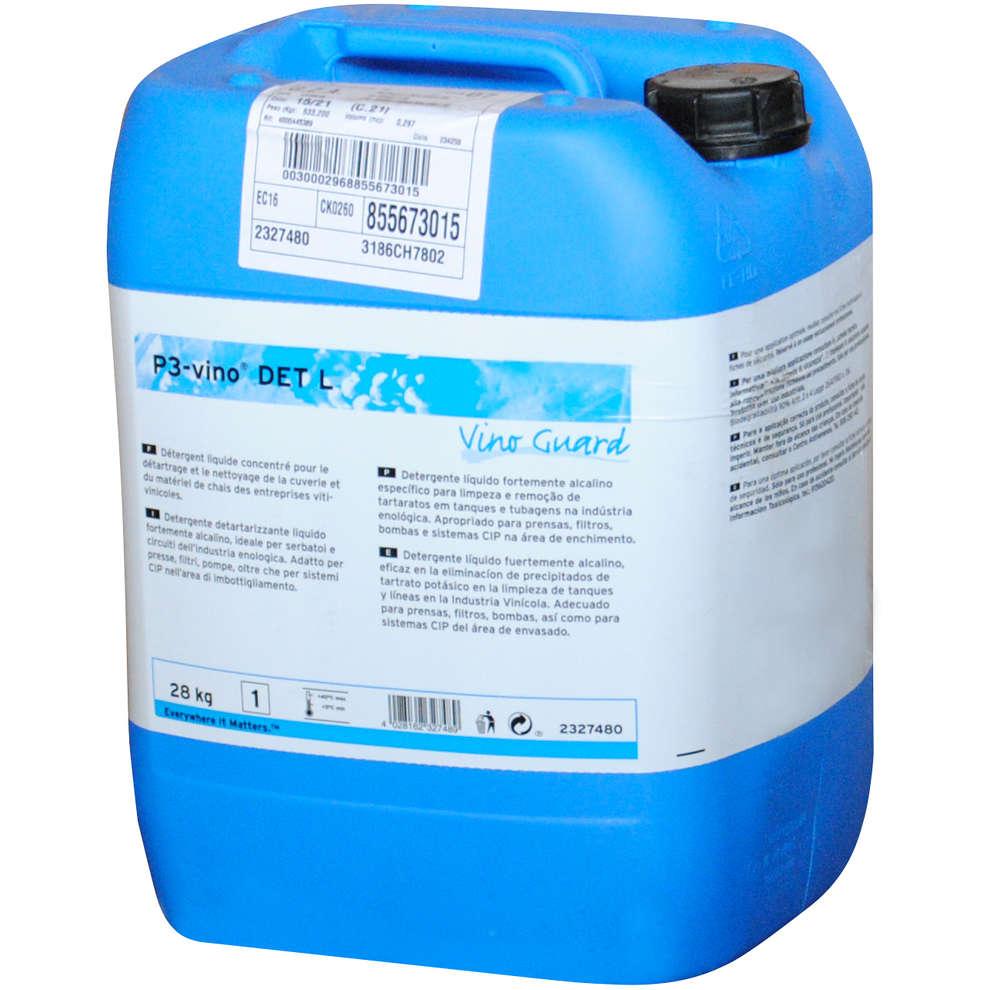 Detartarizzante cleaner P3-wine DET L (28 kg)