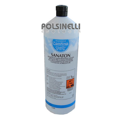 Detergente líquido SANATON (1 kg)