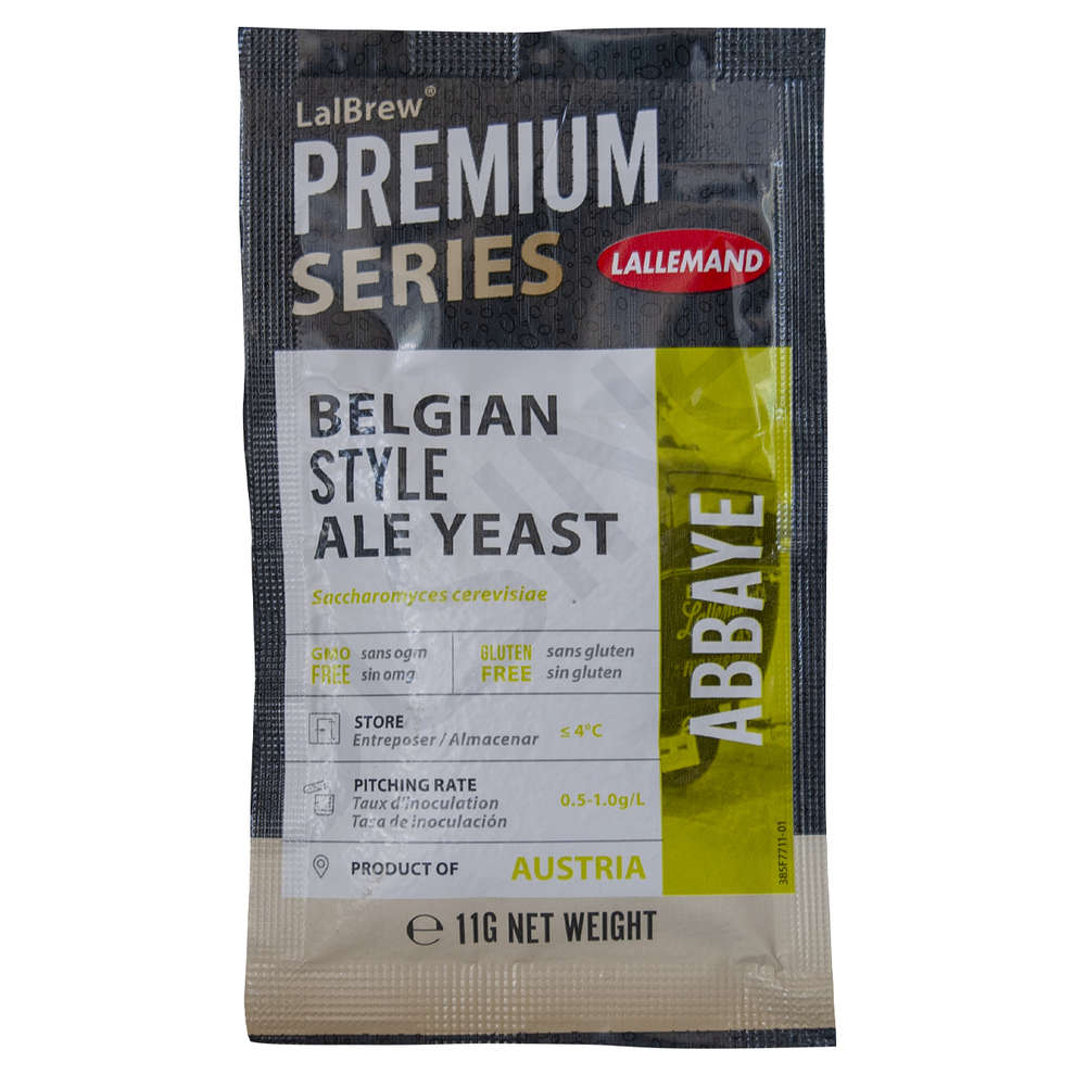 Dry yeast Lallemand Abbaye (11 g)