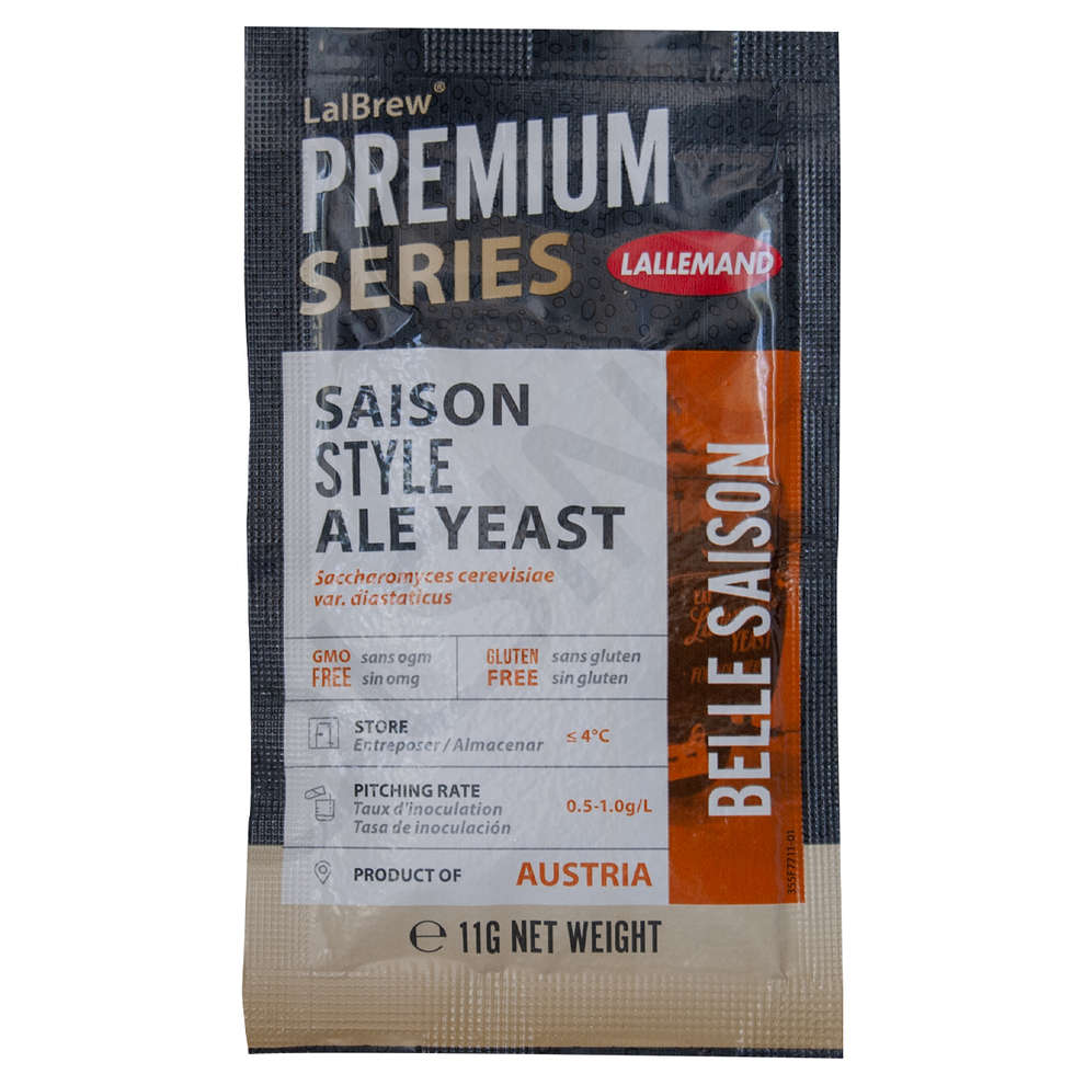 Dry yeast Lallemand Belle Saison (11 g)
