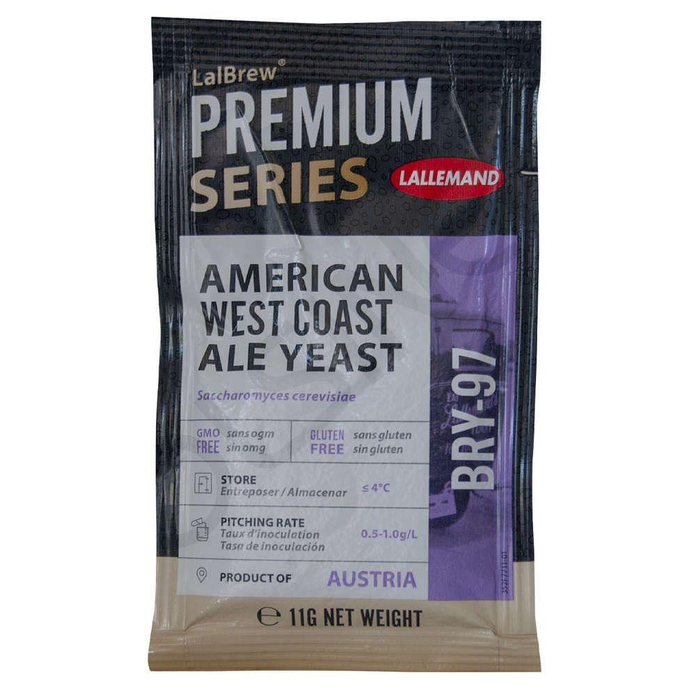 Dry yeast Lallemand BRY-97 (11 g)