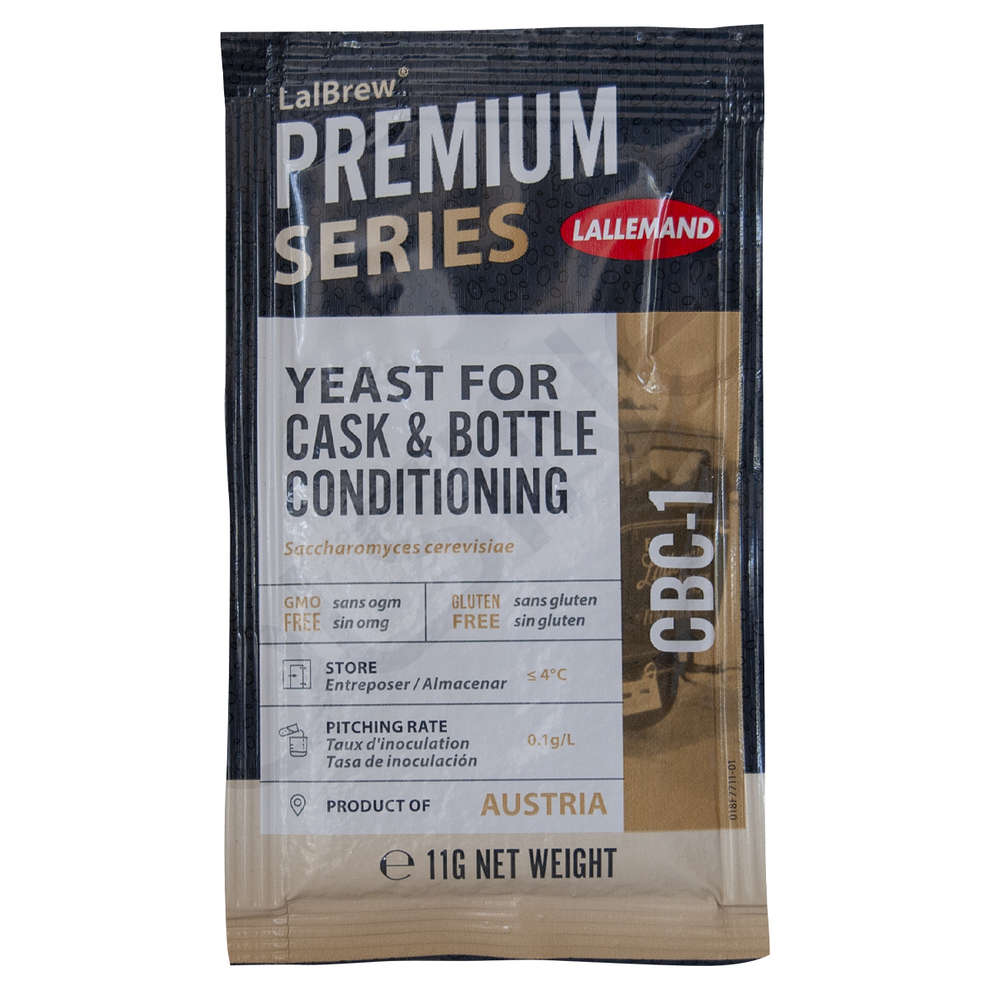 Dry yeast Lallemand CBC-1 (11 g)