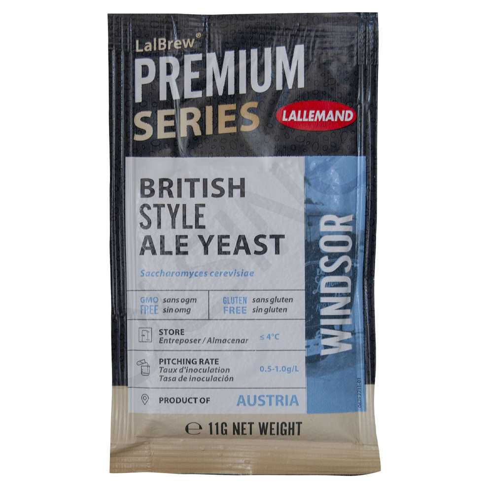 Dry yeast Lallemand Windsor (11 g)