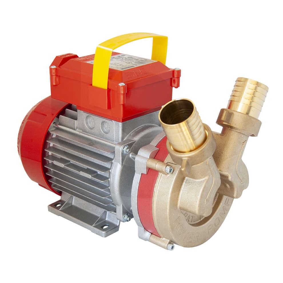 Electric pump 102 litres/per minute