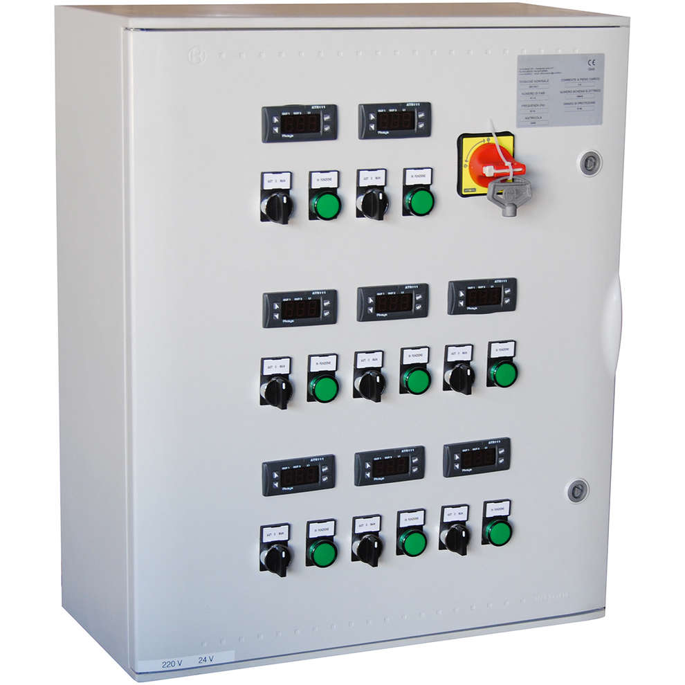 Electrical panel P8